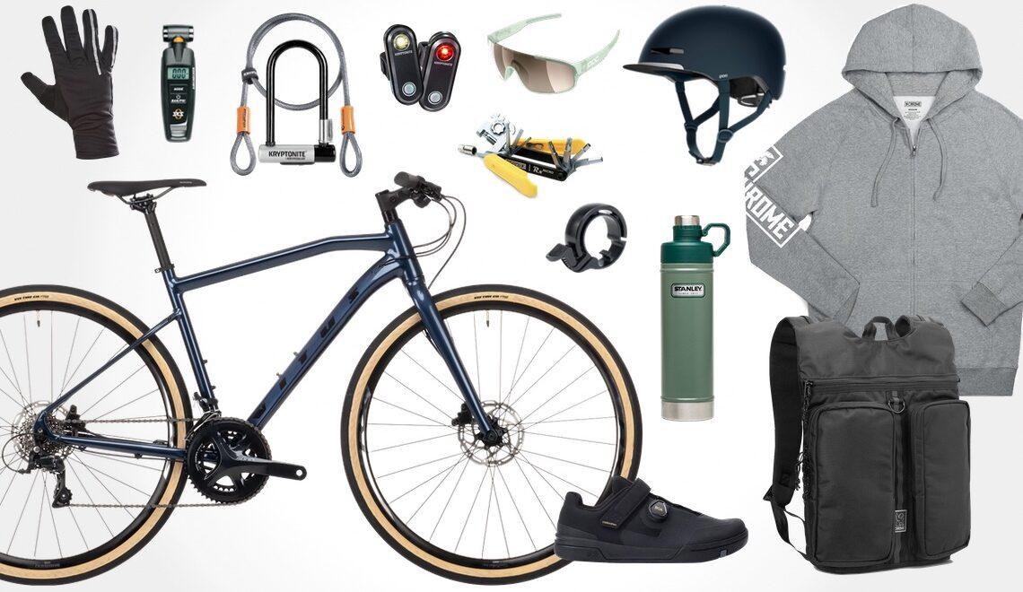 I migliori prodotti per il ciclismo urbano. Selezione 19