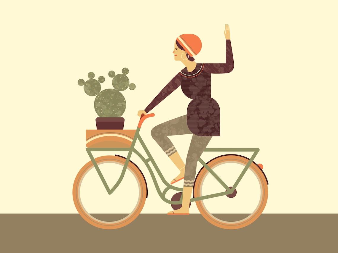 Jean-Michel Perchet_bicycle_illustration_2