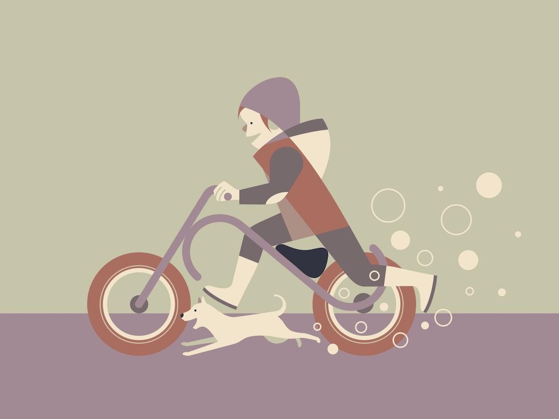 Jean-Michel Perchet_bicycle_illustration_8