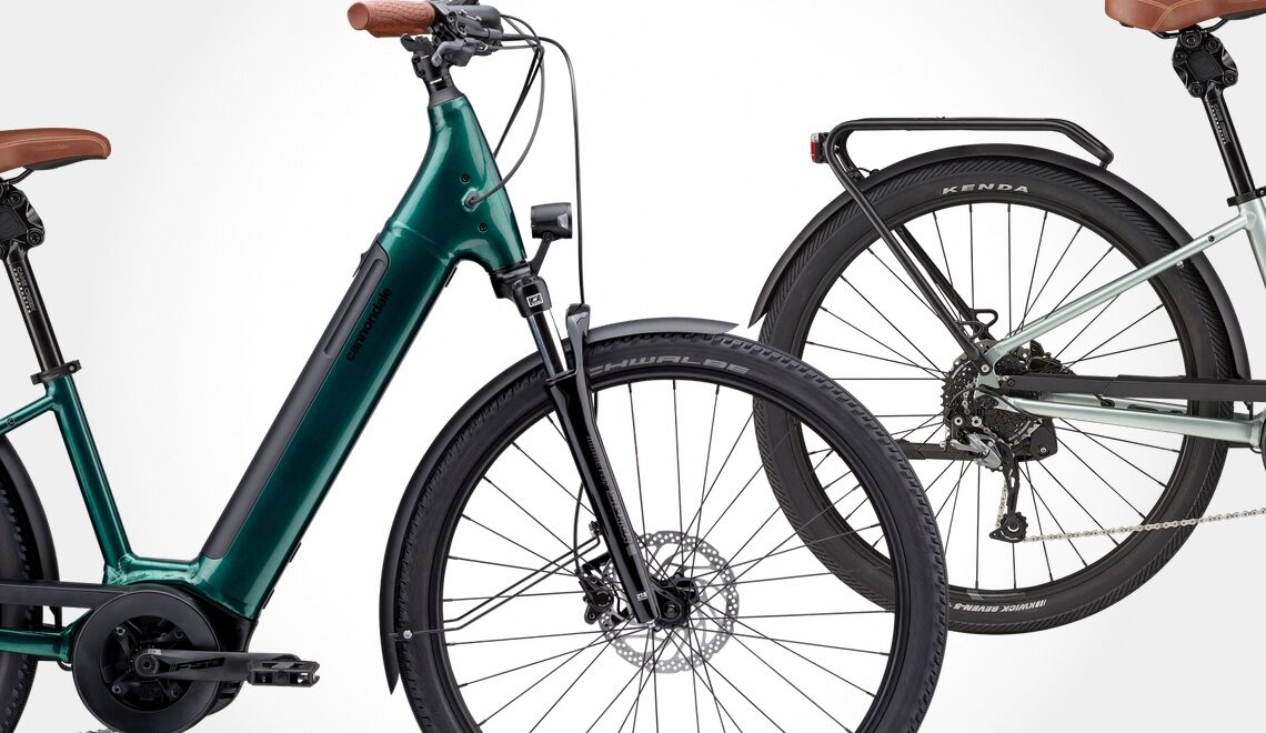 Cannondale Adventure Neo. La nuova urban e-bike unisex