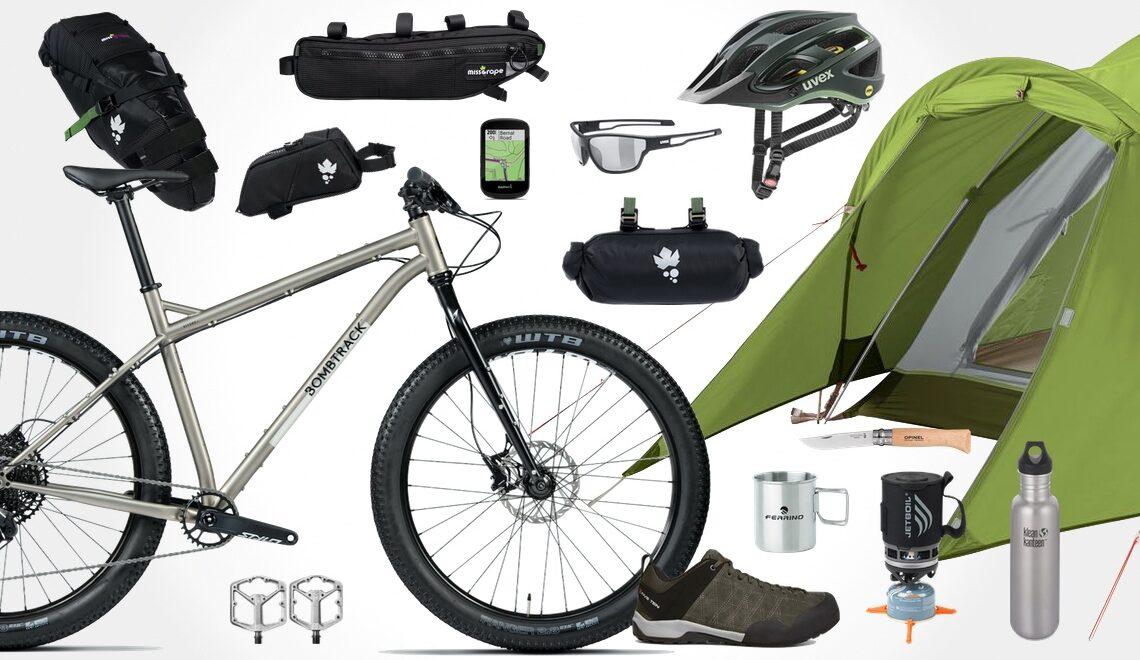 I migliori prodotti per il bikepacking. Selezione 20