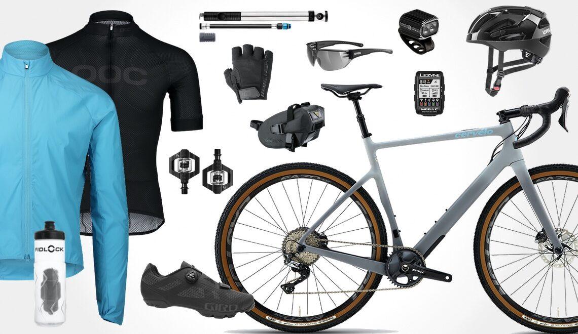 I migliori prodotti per il ciclismo gravel. Selezione 21