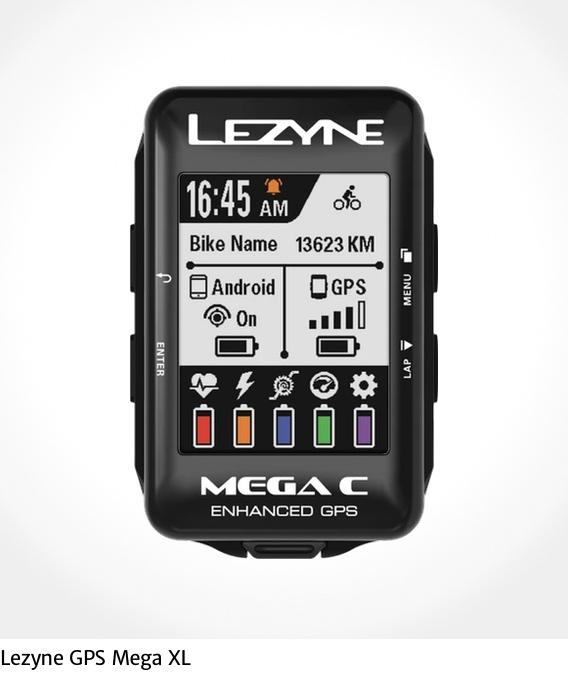 Lezyne GPS Mega XL_urbancycling_it