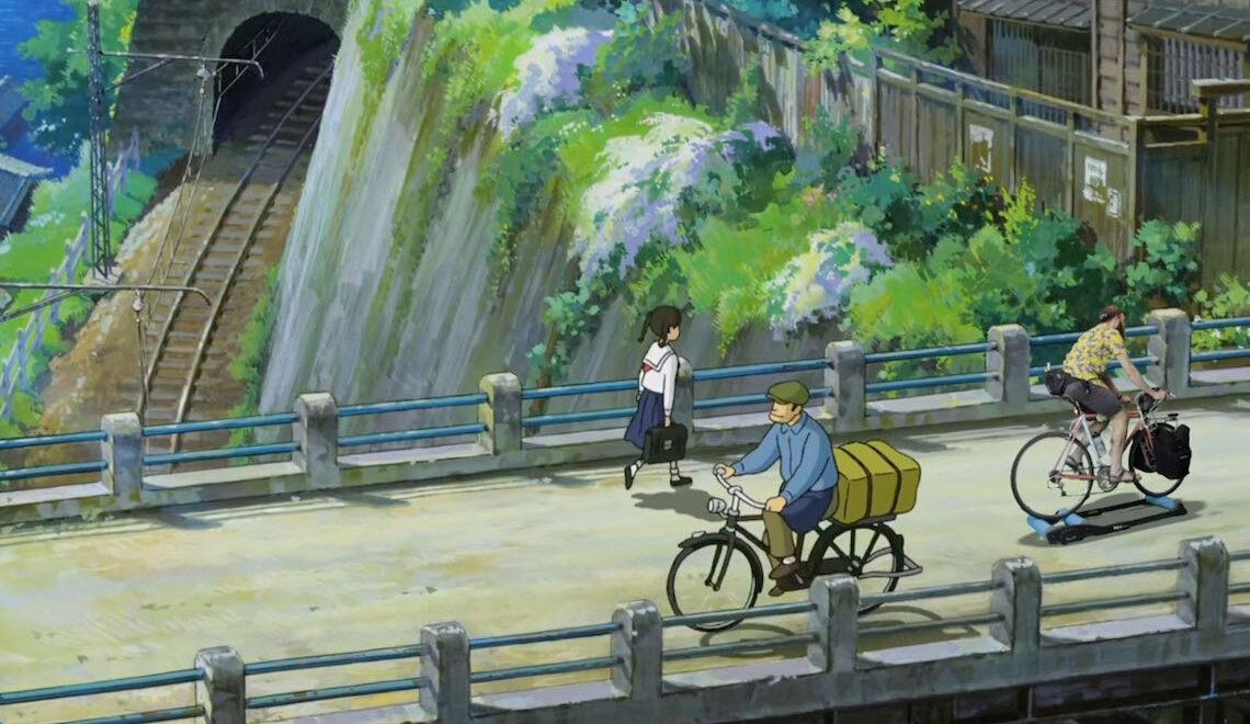 Studio Ghibli Campout. Di Erik Binggeser e Alison Mae Bonham