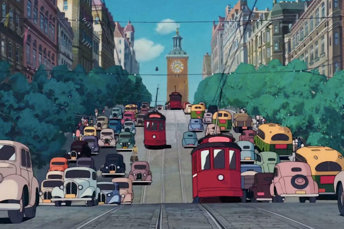 Studio Ghibli Campout by Erik Binggeser e Alison Mae Bonham_3