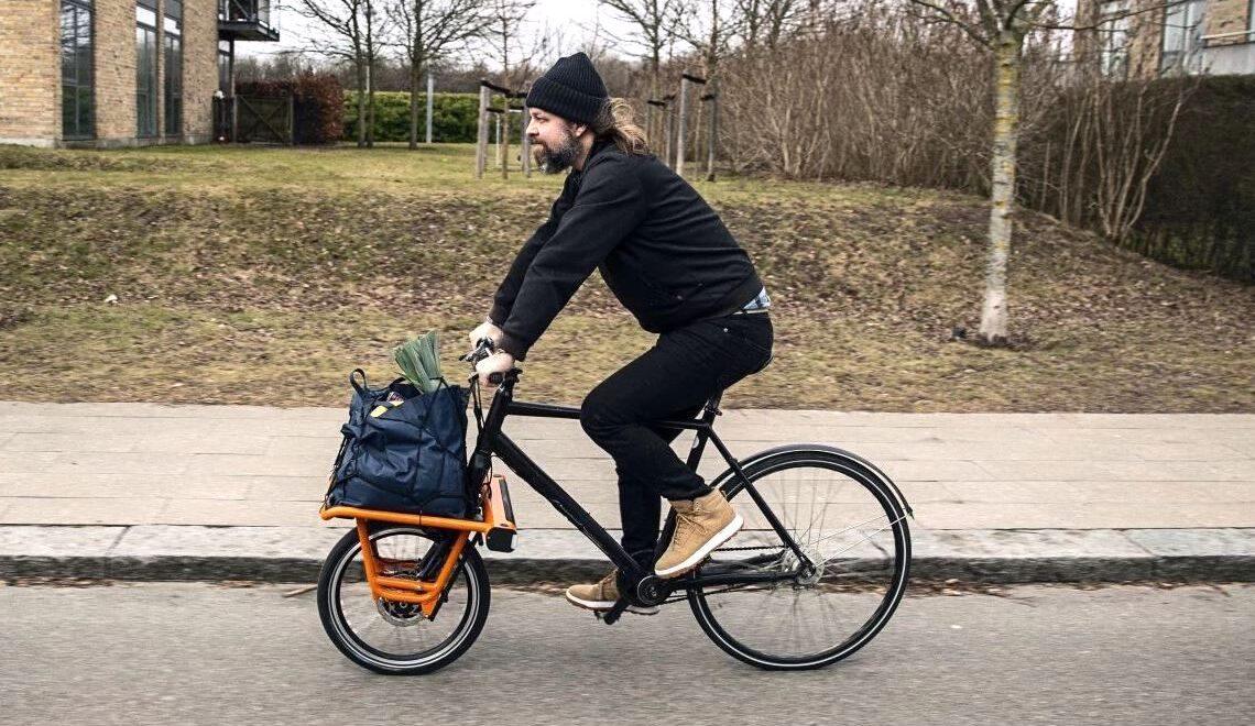CargoDrive. Trasforma la tua bici in una e-bike da trasporto