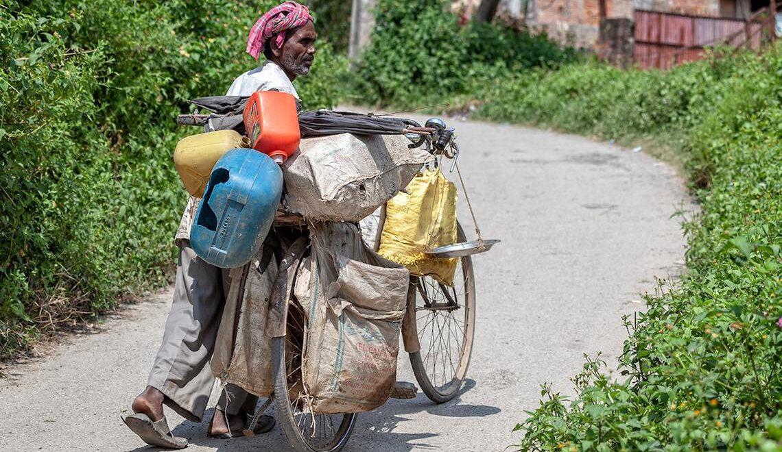 Nepal, biciclette. Cor de Bruijn photography