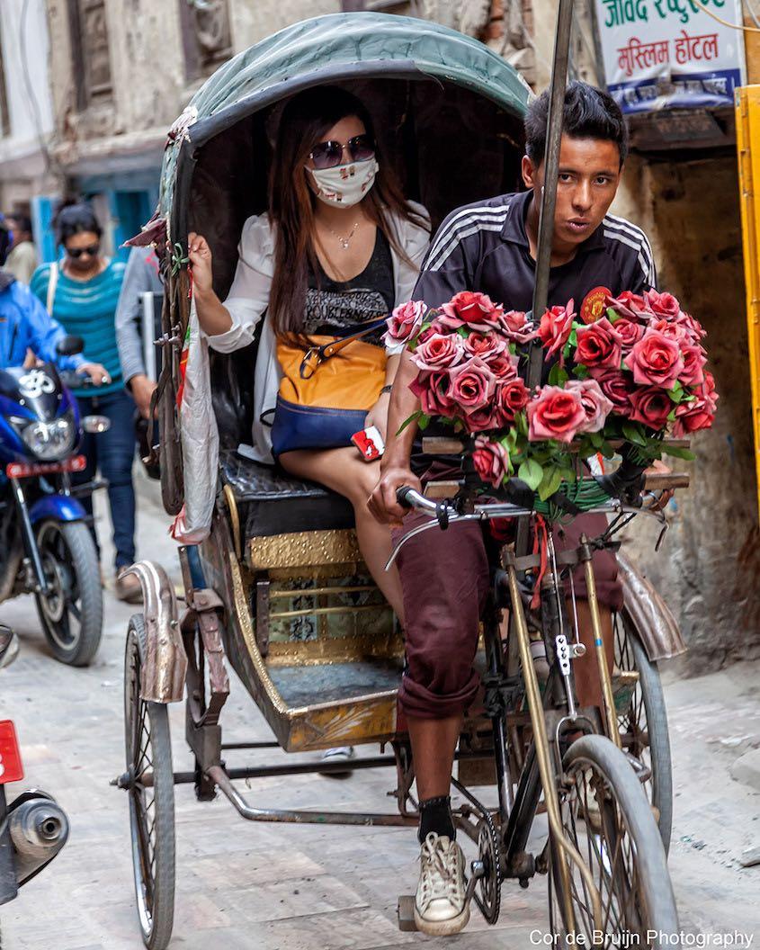 Cor de Bruijn Photography_Nepal_biciclette_2