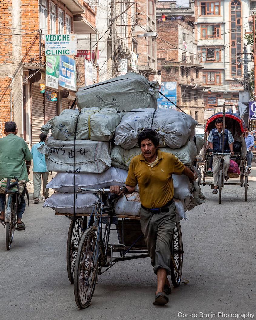 Cor de Bruijn Photography_Nepal_biciclette_6