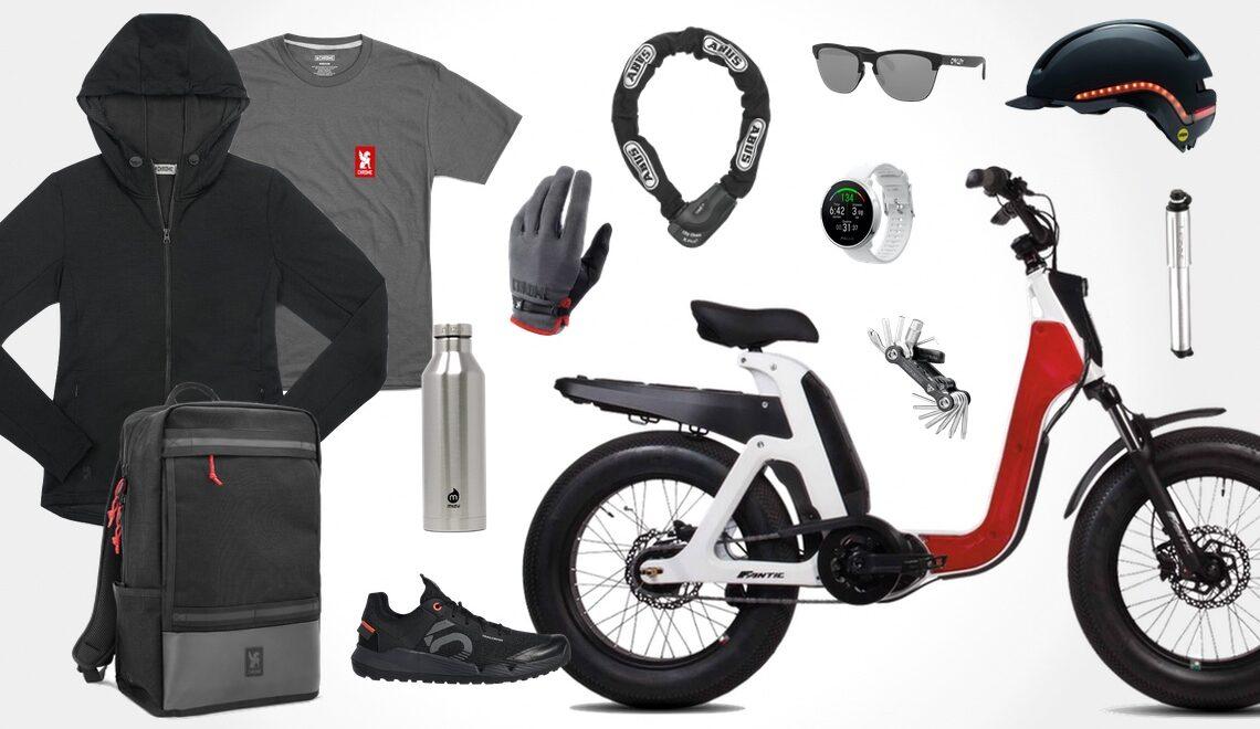 I migliori prodotti per il ciclismo urbano. Selezione 22