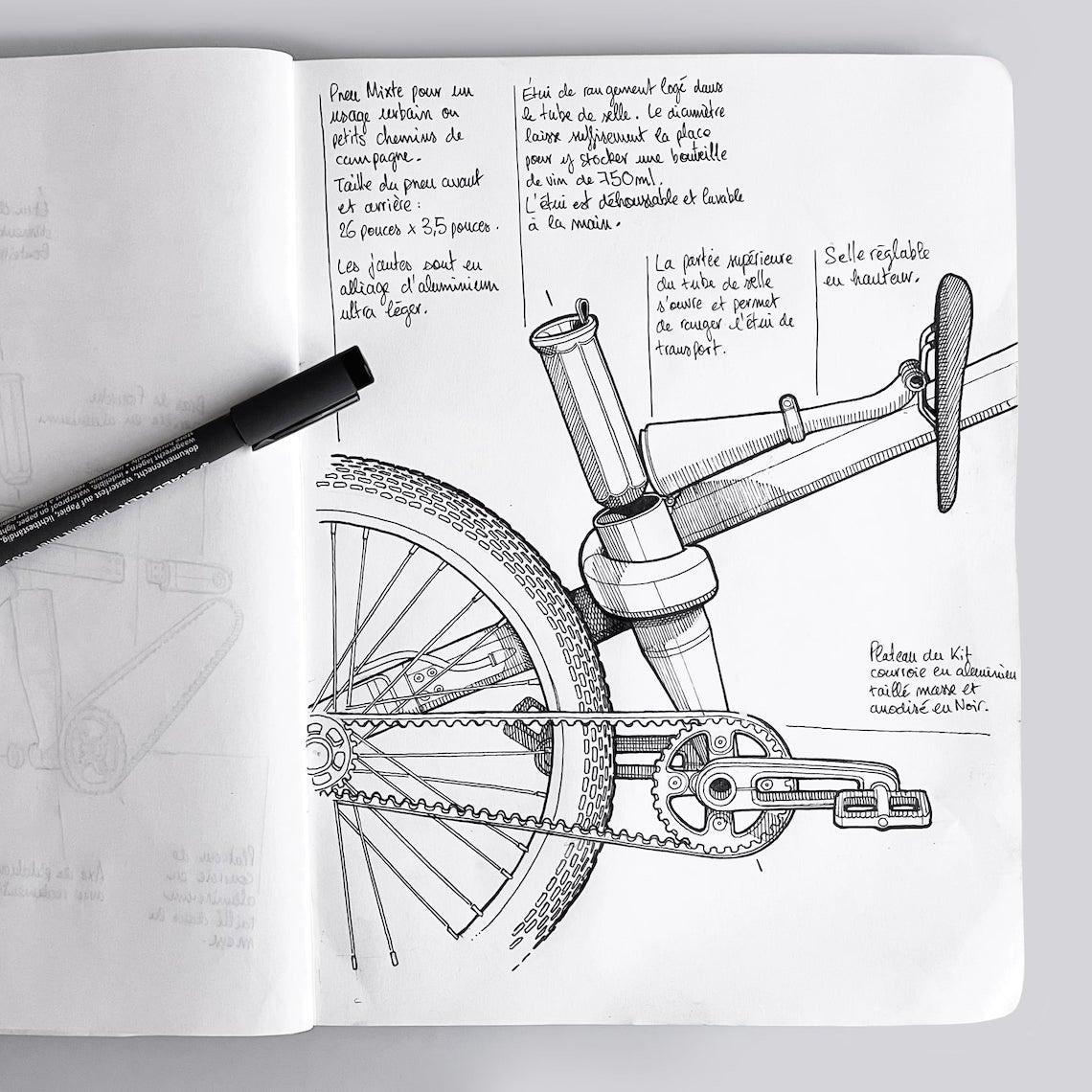 Loop  by Gaëtan Francq_urban_bike_10