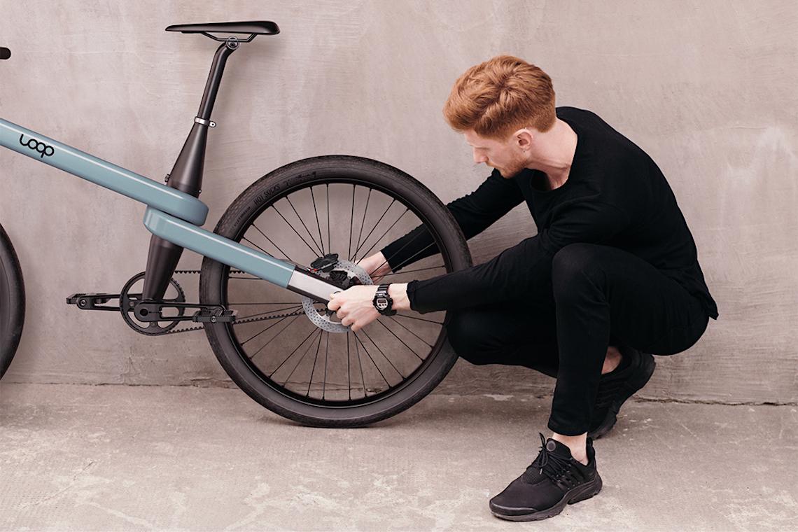 Loop  by Gaëtan Francq_urban_bike_8