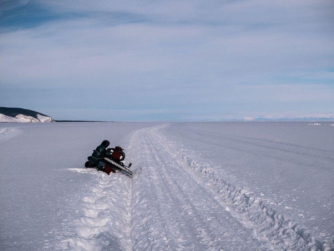 Whiteout Gaëlle Bojko_Lago Baikal_Siberia_4