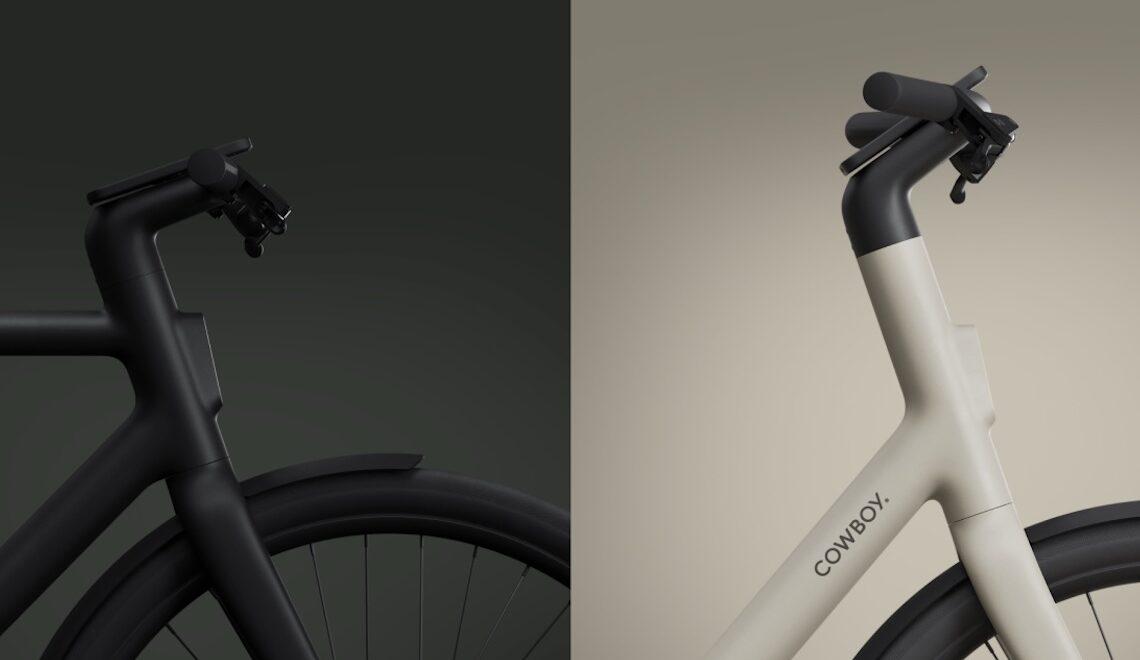 Cowboy 4. Ecco la nuova serie delle urban e-bikes
