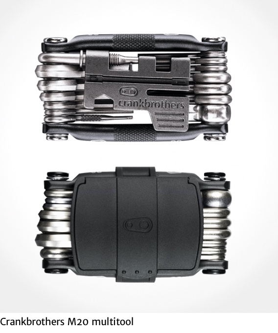 Crankbrothers M20 multitool_urbancycling_it