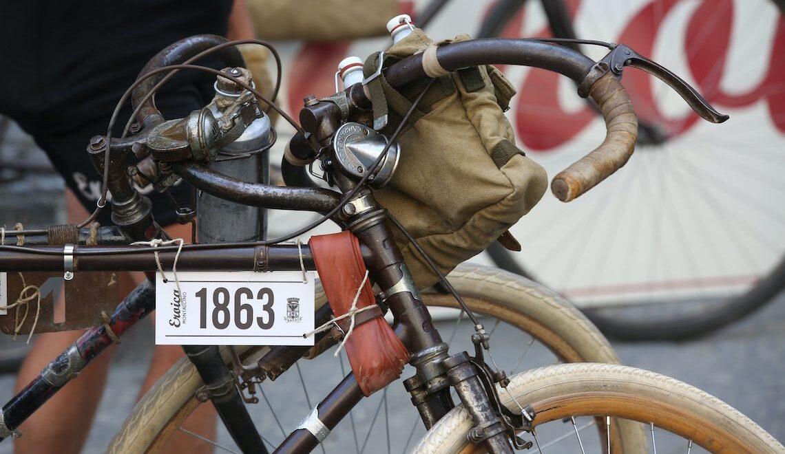Eroica Montalcino 2021. Si torna a pedalare nel Senese