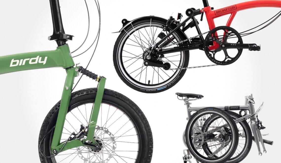 Le migliori bici pieghevoli per la città e il cicloturismo