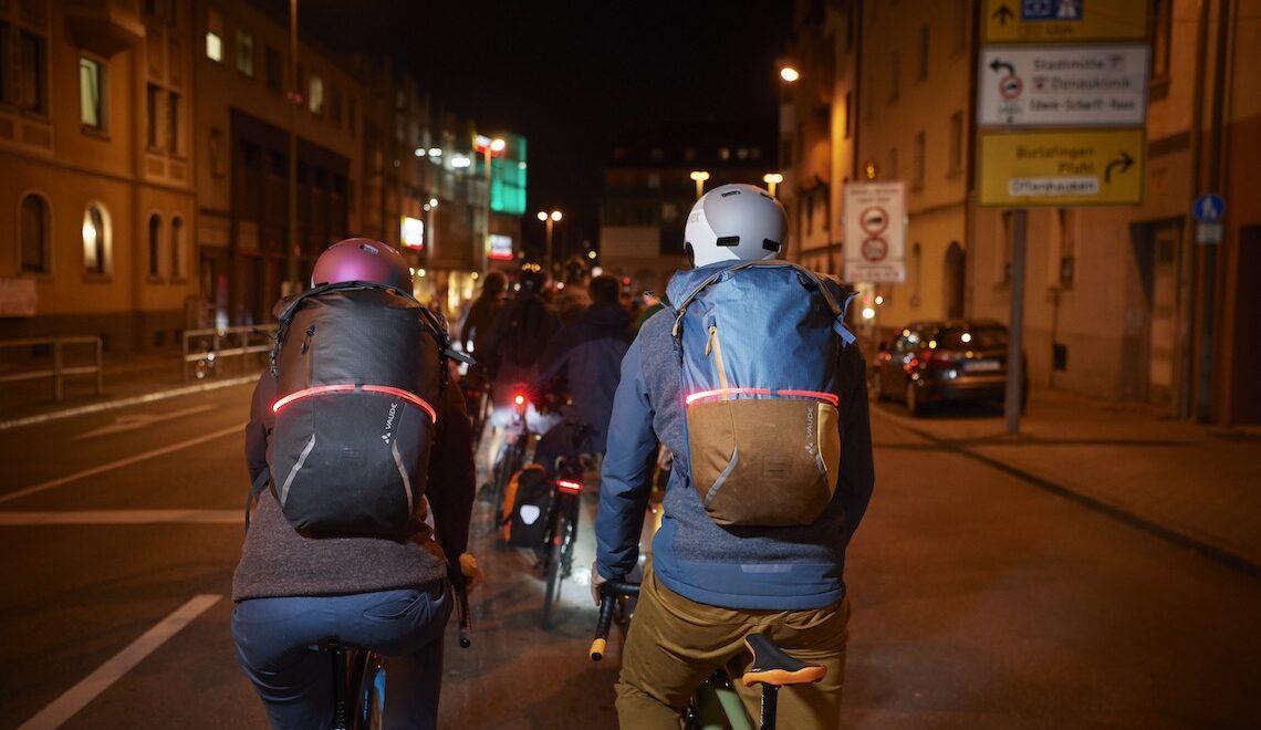 Vaude CityGo Bike 23. Zaino e borsa da bici, all-in-one