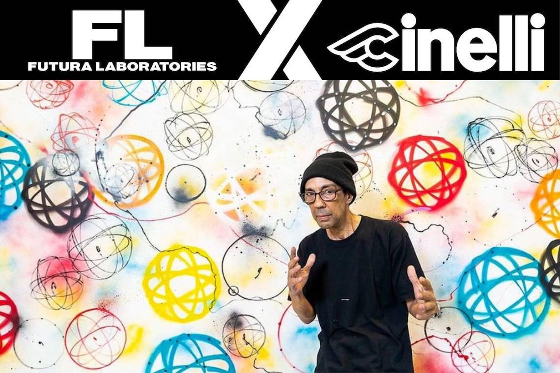 Futura Laboratories X Cinelli_Cycling_Gear_Collection_1