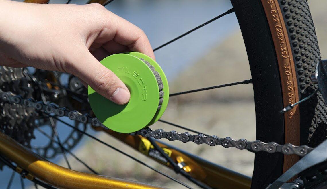 Green Disc. Catena sempre pulita in modo veloce ed ecologico