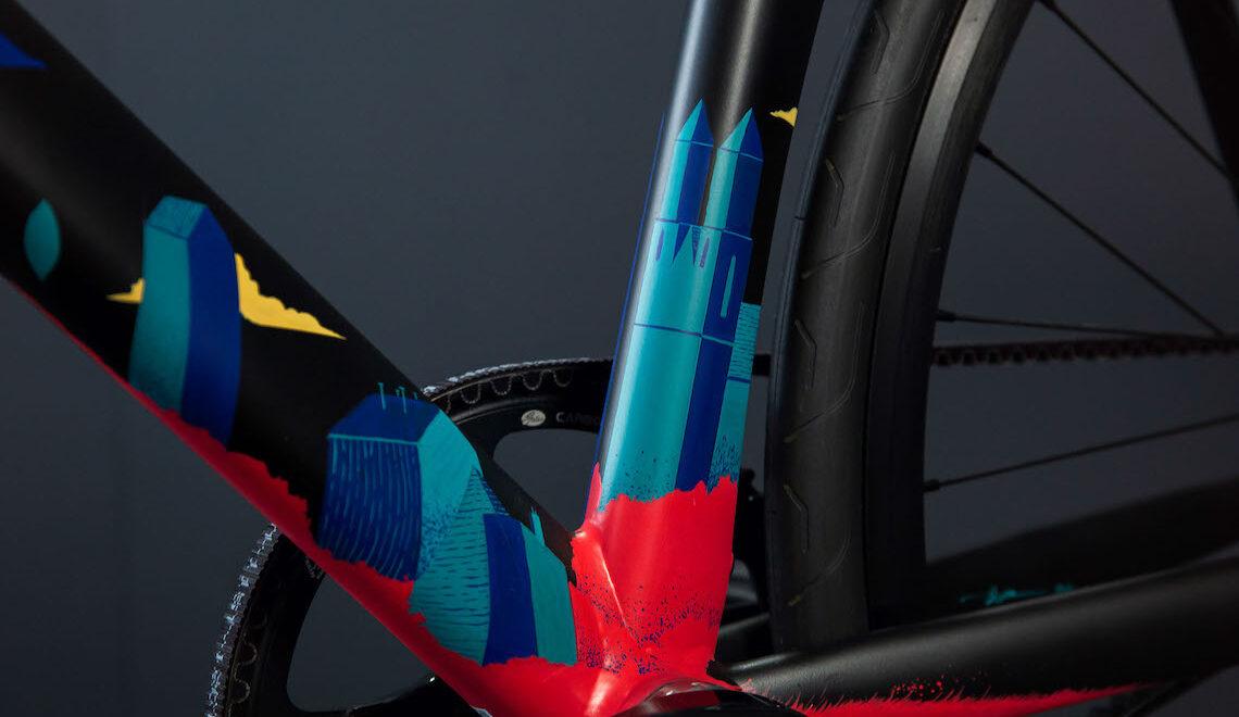 Schindelhauer Bikes Artist Edition. Per celebrare i 10 anni di attività