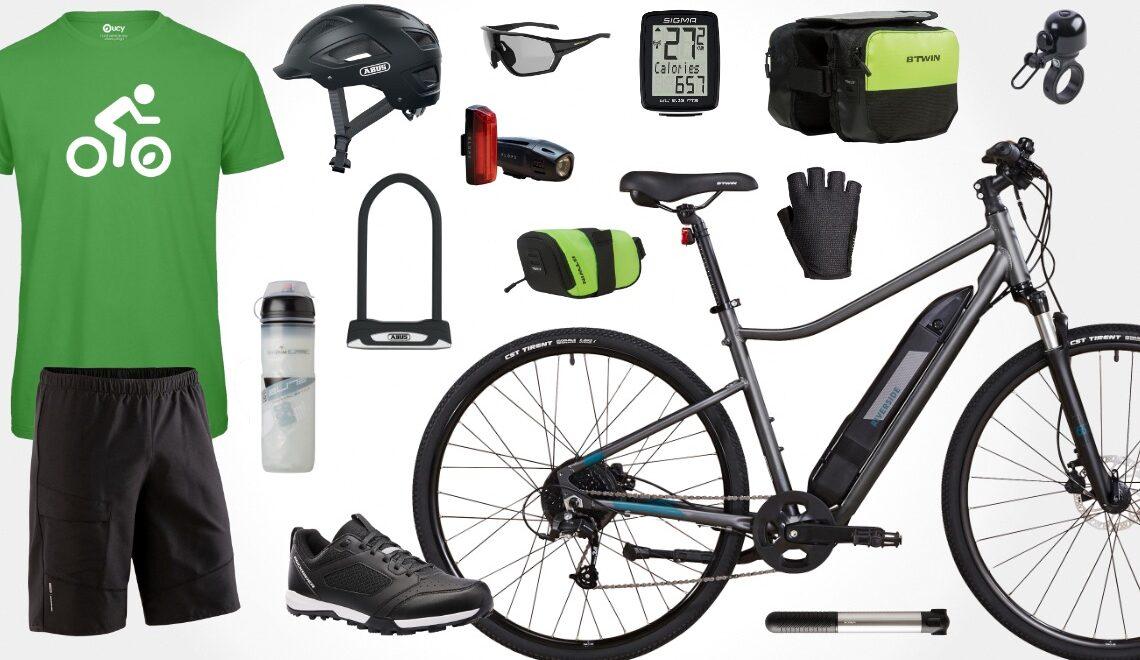 I migliori prodotti per il ciclismo urbano. Selezione 26