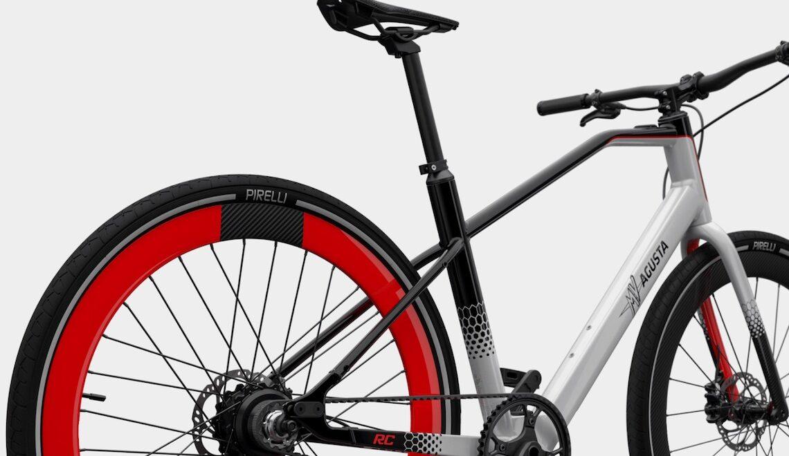 MV Agusta entra nella mobilità elettrica con la AMO e-bike