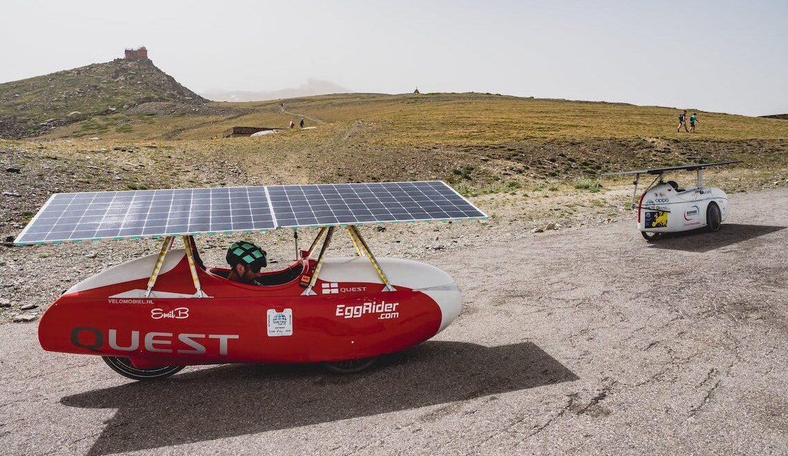 Sun Trip Europe. 10.000 km con le bici ad energia solare
