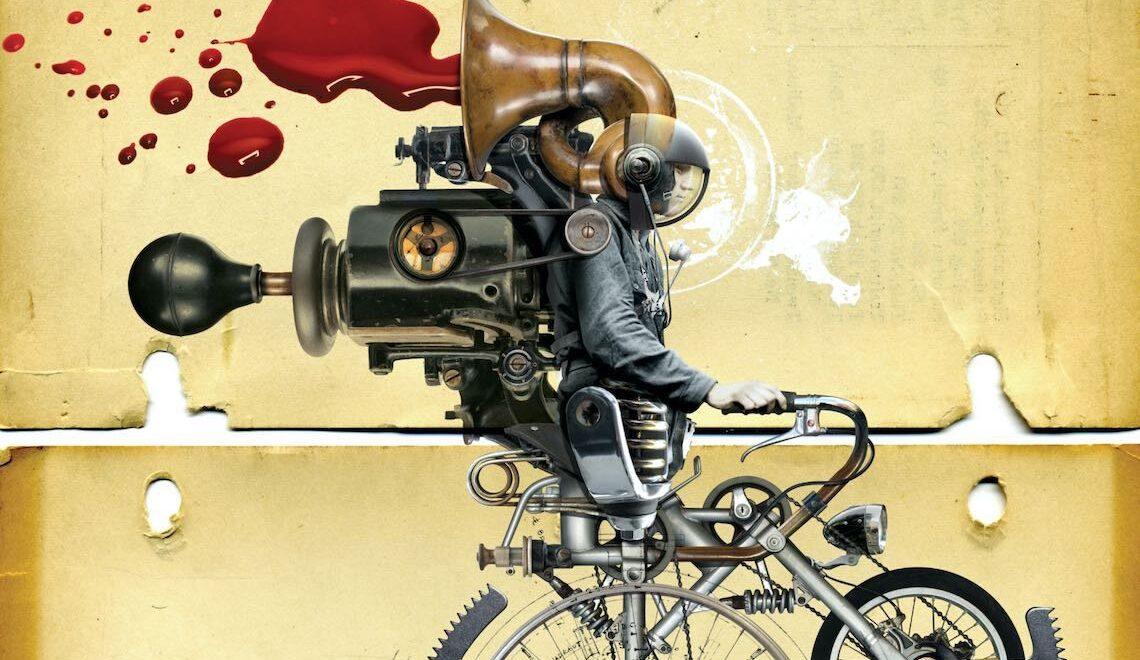 Viktor Koen Manifesto BikeArt Exhibition 2016 copia